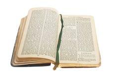 antykwarska książkowa modlitwa fotografia royalty free