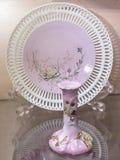 Antykwarska kwiat waza, xix wiek Obrazy Royalty Free