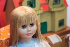 Antykwarska lala Zdjęcie Royalty Free