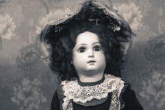 antykwarska lalki Obraz Royalty Free