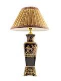 Antykwarska lampa Fotografia Stock