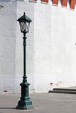 antykwarska lekka ulica Zdjęcie Royalty Free
