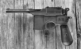 Antykwarska Niemiecka krócica zdjęcie stock