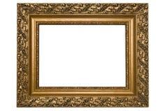 Antykwarska obrazek rama Obraz Stock