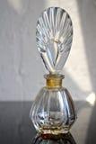Antykwarska pachnidło butelka zdjęcie stock