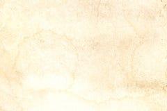 Antykwarska Papierowa karta Obrazy Stock
