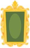 antykwarska rama Zdjęcia Royalty Free