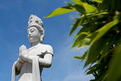 Antykwarska statua zdjęcia royalty free