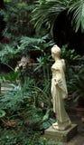Antykwarska statua Grecka bogini Persephone w Isabella Stewart Gardner muzeum, Fenway park, Boston, Massachusetts fotografia stock