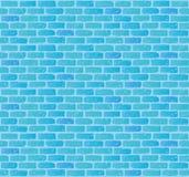 antykwarski ściana z cegieł bezszwowy wzoru Obrazy Royalty Free