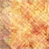 Antykwarski abecadła tło obrazy stock