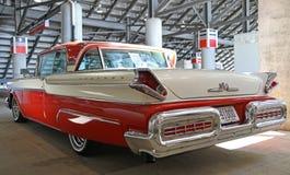 Antykwarski Amerykański samochód Zdjęcia Royalty Free