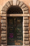 Antykwarski Archway obrazy royalty free