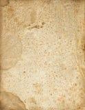 Antykwarski Brown Dostrzegający papier Zdjęcie Stock