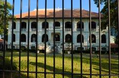 Antykwarski budynek, biskupa ` s dom Obraz Stock