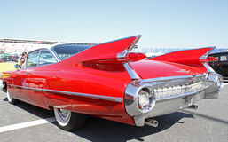 Antykwarski Cadillac samochód Zdjęcia Royalty Free
