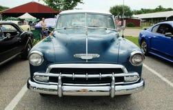 Antykwarski car show Fotografia Stock