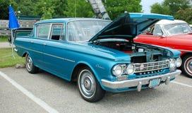 Antykwarski car show Fotografia Royalty Free