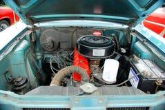Antykwarski car show Obrazy Royalty Free