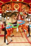 Antykwarski carousel Obrazy Royalty Free