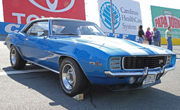 Antykwarski Chevrolet samochód Fotografia Stock