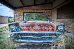 Antykwarski Chevrolet samochód Fotografia Royalty Free