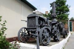 Antykwarski ciągnik Fotografia Stock
