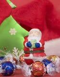 antykwarski Claus Santa Fotografia Royalty Free