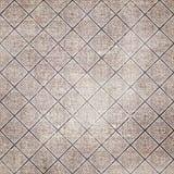 Antykwarski diamentu wzór Obrazy Stock