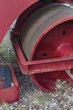 antykwarski drogowy rolownik zdjęcie stock
