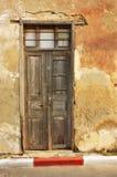 antykwarski drzwi Fotografia Royalty Free