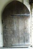 antykwarski drzwi Zdjęcia Royalty Free