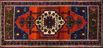 Antykwarski dywanu wzór Obraz Stock
