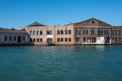 Antykwarski glassworks murano Venice Veneto Italy Europe Obraz Royalty Free