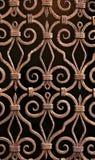 antykwarski grilla żelaza wzór Venice dokonany Obraz Royalty Free