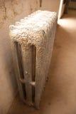 antykwarski grzejnik Zdjęcie Stock