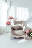 antykwarski karło rzeźbiący wewnętrzny luksus Zdjęcie Stock