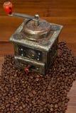 antykwarski kawowy ostrzarz Zdjęcie Stock