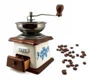 antykwarski kawowy ostrzarz Fotografia Stock