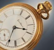 antykwarski kieszeniowy zegarek Zdjęcia Stock