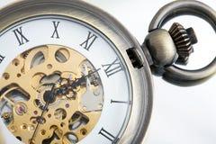 antykwarski kieszeniowy zegarek Zdjęcie Royalty Free