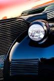 antykwarski kolorowy pojazd Fotografia Stock