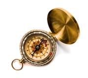 antykwarski kompas Zdjęcie Stock