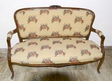 Antykwarski krzesło styl Zdjęcia Stock