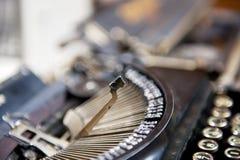 antykwarski maszyna do pisania Obraz Stock
