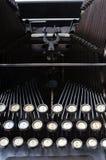 Antykwarski maszyna do pisania Obrazy Royalty Free
