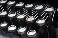 Antykwarski maszyna do pisania Obraz Royalty Free