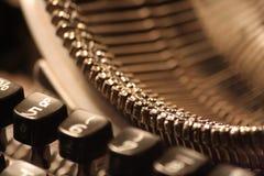 antykwarski maszyna do pisania Zdjęcie Royalty Free