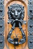 Antykwarski metalu knocker Obraz Royalty Free