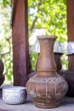Antykwarski miotacz Zdjęcie Stock